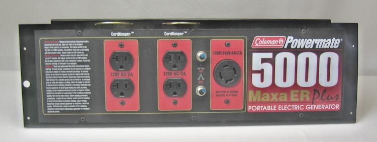 Coleman Powermate Generator Parts